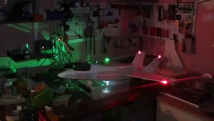 F35 from rcpowers with lights