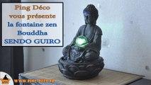 Fontaine dintérieur zen Bouddha Sendo Guiro (WWW.PING-DECO.FR)