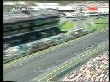 GP Australia, Melbourne 2000 Ritiro di Coulthard