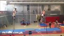 Most Dangerous Stunts in circus
