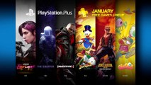 PS4 - PlayStation Plus - Free Games Trailer (January 2015)