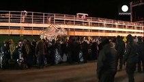 Ιταλία: Αίσιο τέλος στο θρίλερ με τους 360 μετανάστες