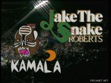 Jake Roberts vs Kamala, Saturday Night's Main Event XI (02.05.1987)