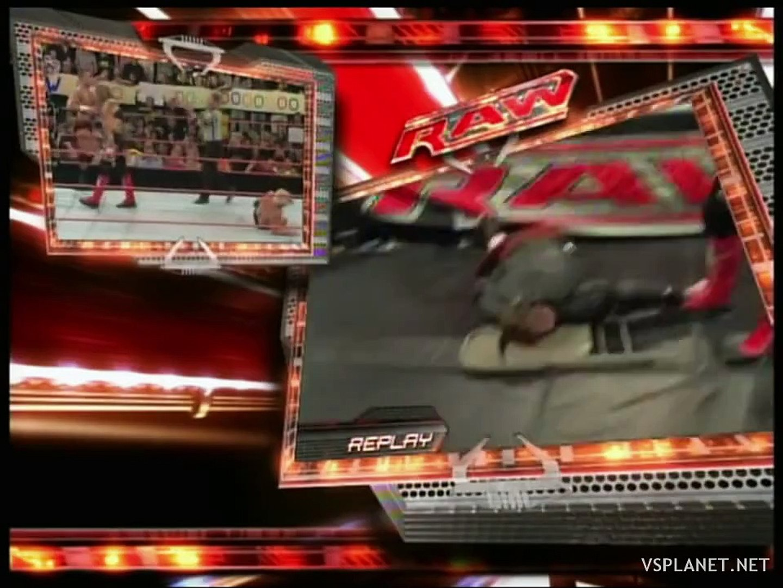 Ric Flair & Roddy Piper vs Rated-RKO, WWE Monday Night RAW 13.11.2006