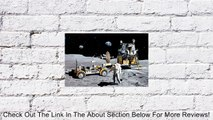 "Dragon Models 1/72 Apollo 17 ""The Last J-Mission"" - CSM and LM and Lunar Rover Review"