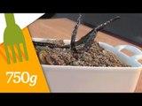 Recette de Philippe Conticini : Crumble poêlé de blé noir et pommes acidulées - 750 Grammes
