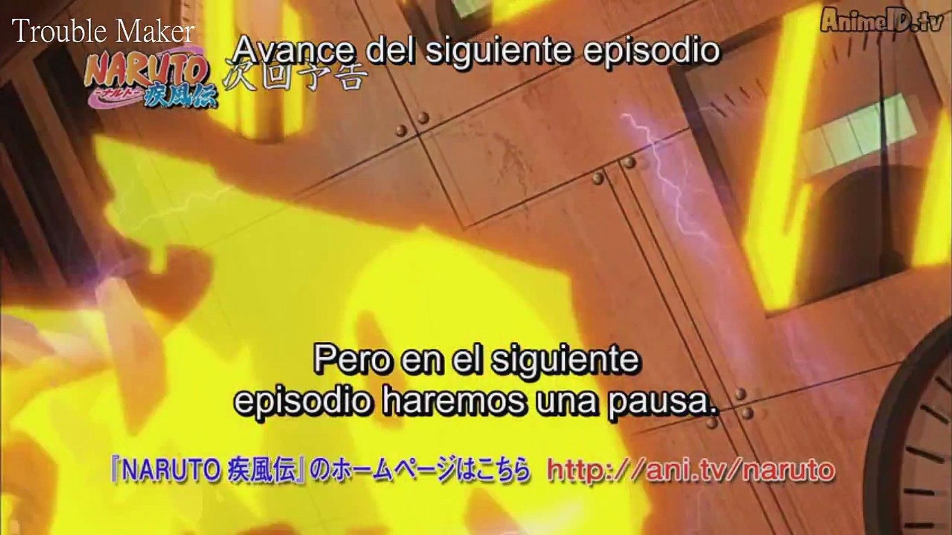 Naruto Shippuden 376 «Especial Mecha Naruto» Capitulo Doble - Avance HD