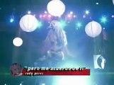 Christina Aguilera - Pero me acuerdo de ti live  otro rollo 23th jan 01