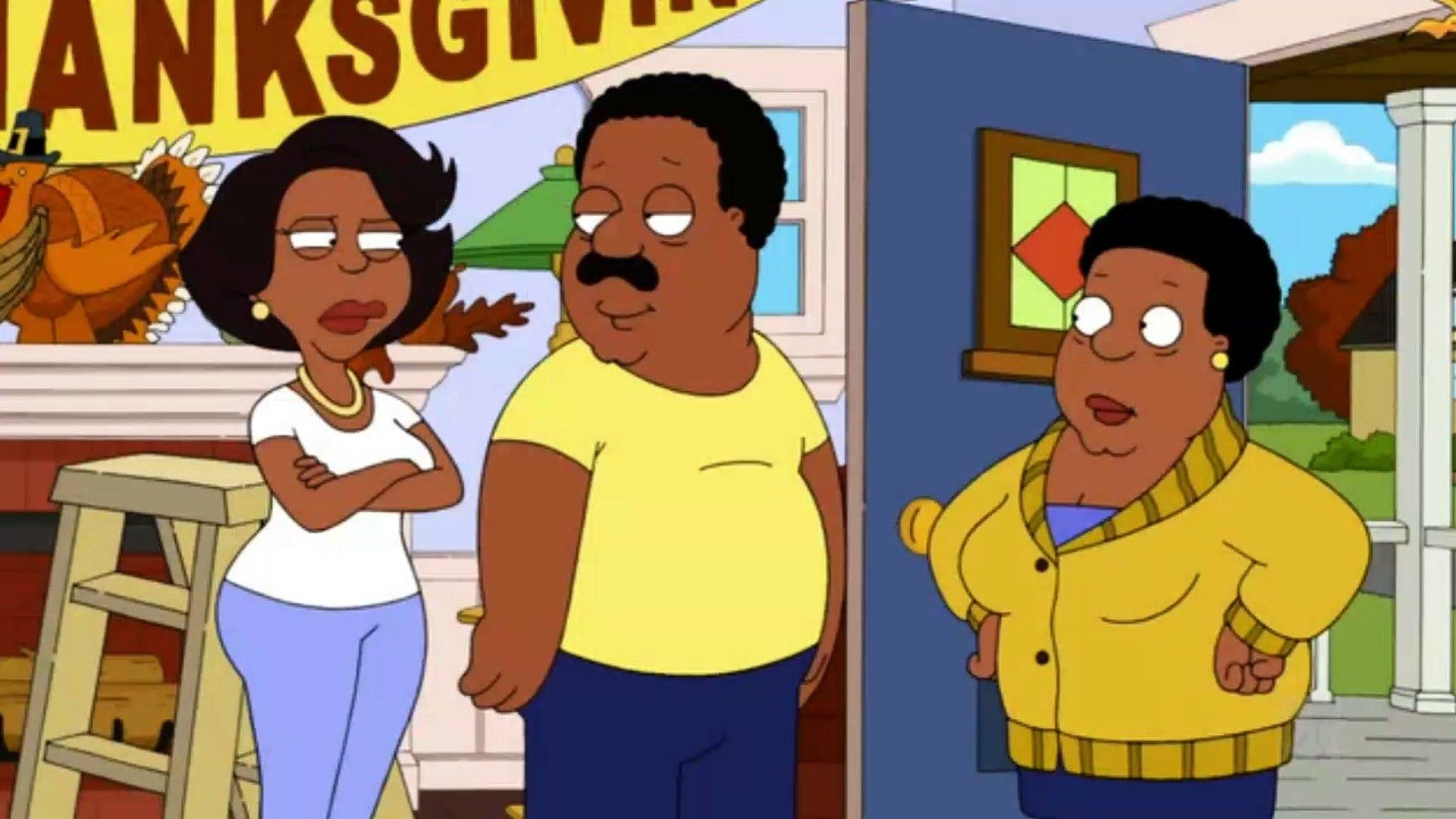 The Cleveland Show S01E07 Clip#2.