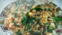 Street Food Chinese Chicken Fried Rice Chinese Food Recipe