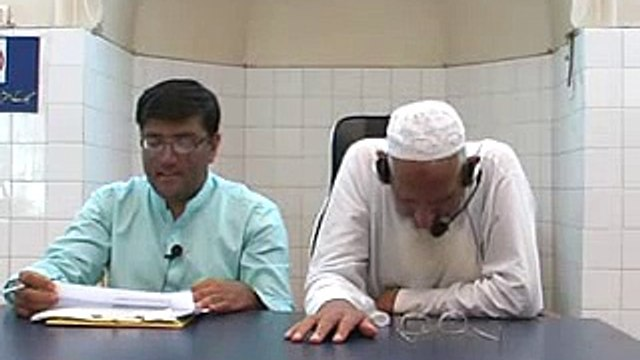 Does Allah God has become Old to Help us Ya Ali Madad Kehna Maulana Ishaq