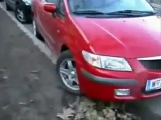 Funny Car Wrecks Caught On Video _