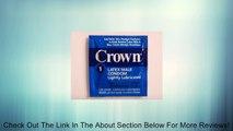 Okamoto CROWN Condoms - Various Quantities 12, 25, 50, 100 Review