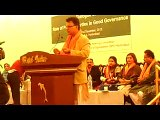 Ayaz Latif Palijo Speech Dialogue on Role Of Political Parties In Good Governance at Indus Hotel Hyd, 3/3