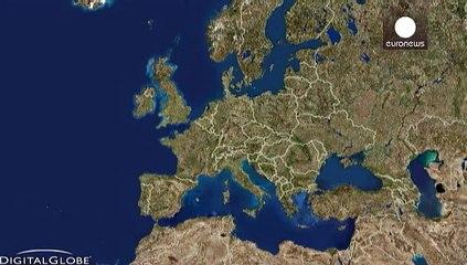 Frachter einer Hamburger Reederei vor Schottland gekentert