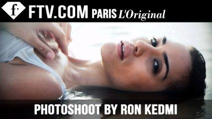 Shir Elmaliach Photo Shoot by Ron Kedmi | FashionTV