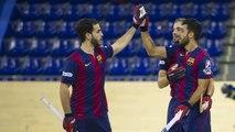 Hoquei Patins: FC Barcelona - CH Mataró, 4-1 (OK Lliga, Highlights)
