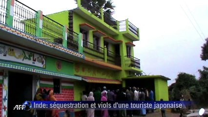 Inde: 5 arrestations après le viol d'une touriste japonaise