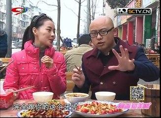 20150104 《食话实说》 食话实说:杨记江油烧肥肠