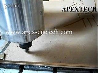 APEX CNC Wood MDF door cutting