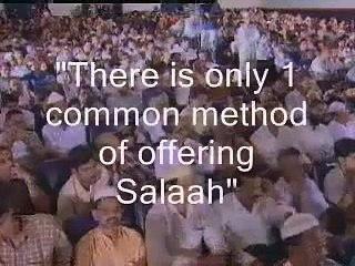 How to offer Salah - Namaz ka Tareeka - Dr Zakir Niak
