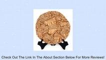 Ceramic plaque, 'Aztec Moon Goddess' - Hand Crafted Archaeological Museum Replica Ceramic Plaque Review