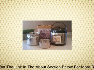 Saratoga Jacks 5.5L Thermal Cooker Deluxe Review