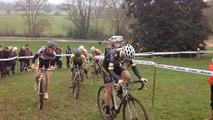 Cyclo-cross : la course dames, juniors et espoirs