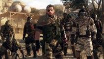 Metal Gear Online Multiplayer World Premiere Trailer (HD) Metal Gear Solid 5 Online