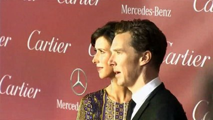 Benedict Cumberbatch wins at the Palm Springs Film Festival