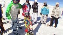 2. Camp Caddebostan - Snowboard ve Kayak Kampı / Snowboard & Ski Camp 2010 Aftermovie 2 (Uludağ-Turkey)