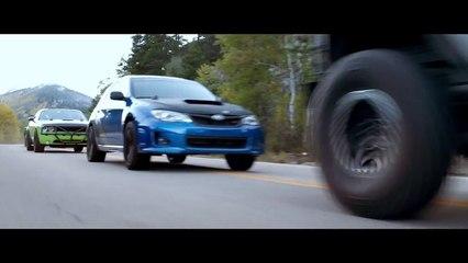 Furious 7 Official Trailer #1 (2015) - Vin Diesel, Paul Walker Movie HD