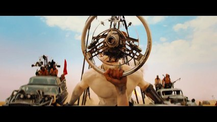Mad Max- Fury Road Official Trailer #1 (2015) - Tom Hardy, Charlize Theron Movie HD