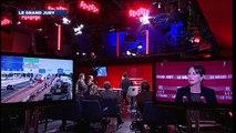 """Ségolène Royal, invitée du """"Grand Jury RTL/ Le Figaro/ LCI"""" du 4 janvier 2015"""