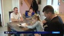 À 7 ans, Chloé sauve sa famille d'un incendie