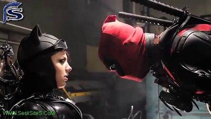 Batman ve Deadpool Karşılaşıyor
