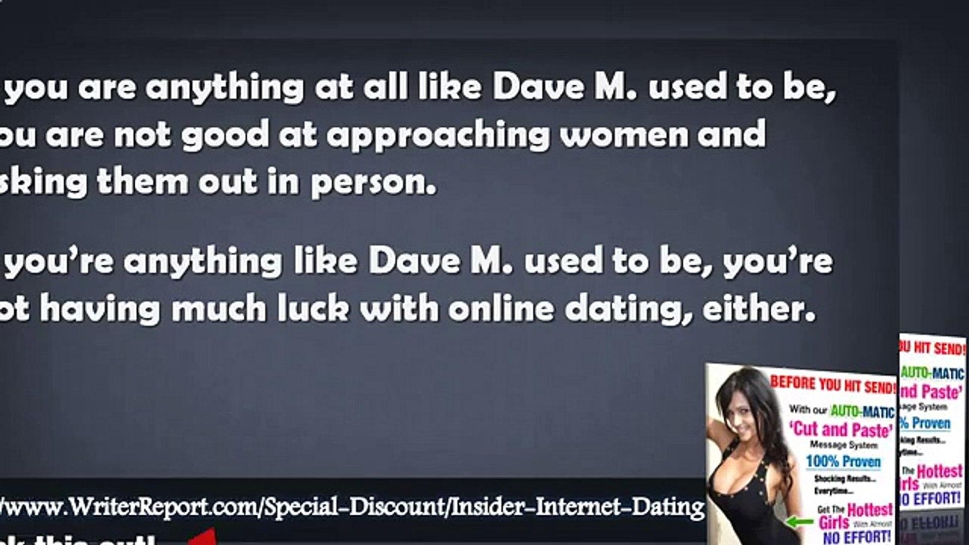 dave m insider internet dating