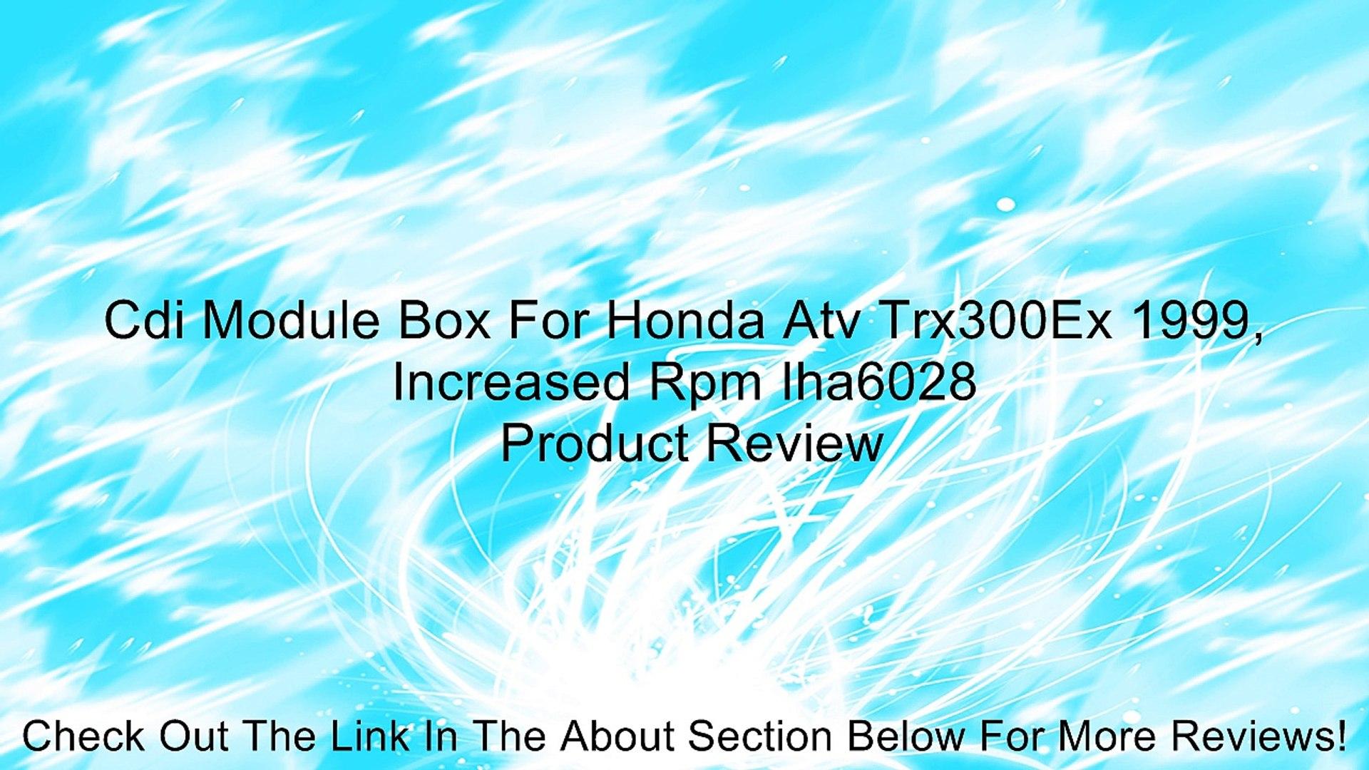 30410-HN1-A41 TRX400EX 05 06 07 08 CDI MODULE BOX For Honda ATV TRX400X 2009