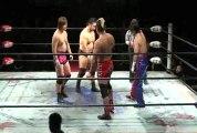 Daisuke Sekimoto & Hideyoshi Kamitani vs. Ryuichi Kawakami & Atsushi Maruyama (BJW)
