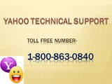 '1-800-(863)-0840' How to troubleshoot Yahoo login issues?