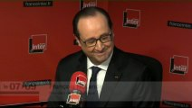"Le Billet de Sophia Aram : ""Hollande se fait un kif"""