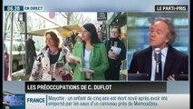 """Le parti pris d'Hervé Gattegno : """"Cécile Duflot s'inquiète plus pour son avenir que pour celui de la planète!"""" - 05/01"""