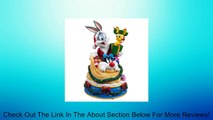 San Francisco Music Box Factory Bugs and Friends in Santa's Toy Bag Figurine Music Box Review