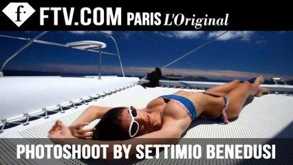 Linda Morselli by Settimio Benedusi Sportweek Dreams | FashionTV