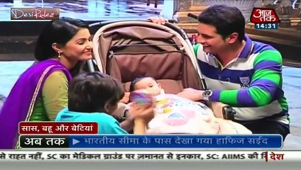Saas Bahu Aur Betiyan 5th January 2015pt1
