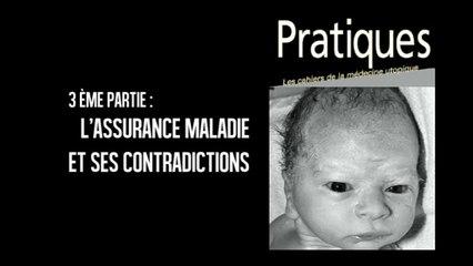 Revue Pratiques : L'assurance maladie et ses contradictions