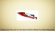 K-Marine RC Dash Racing Boat Radio Servo Control Mini Mosquito Craft Review