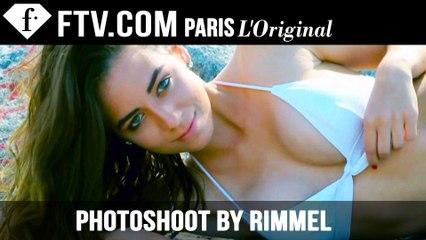 Jessica Perez Photo Shoot by Rimmel for A Vision Supreme | FashionTV