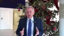 Denis Rolland présente ses vœux pour l'année 2015