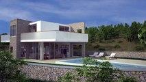 Nekretnine Hrvatska otok Krk | Moderna villa s uređenom okućnicom i bazenom